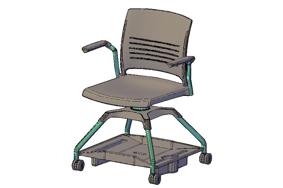https://ecad.ki.com/LIBRARYIMAGES\SEATING\KII\3DKII/3DKIIL2SNPCAPBR.png