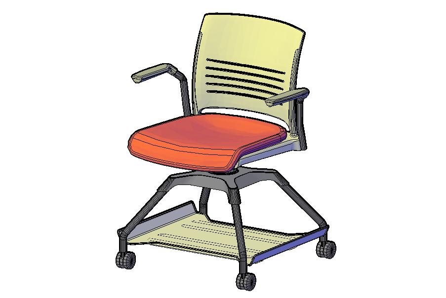 https://ecad.ki.com/LIBRARYIMAGES\SEATING\KII\3DKII/3DKIIL2SNTSUSCAFBR.png
